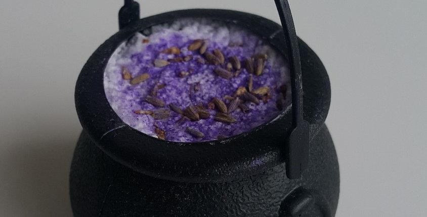 Lighten-my-load Lavender Bath Bomb