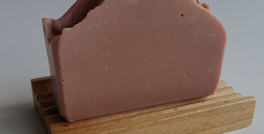 Ylang Ylang Rose Soap
