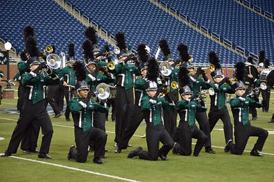 Pulse Productions Marching Band