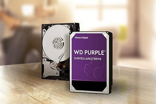 HD WD 10TB Sata II 6Gb/s 7200RPM 64MB WD101PURZ