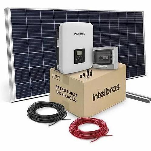 Kit Fotovoltaico Intelbras 1,32kWp