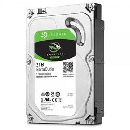 HD SATA3 2TB 7200RPM SEAGATE