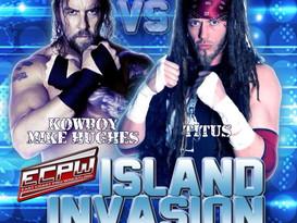 ECPW Island Invasion 2018 Main Event!