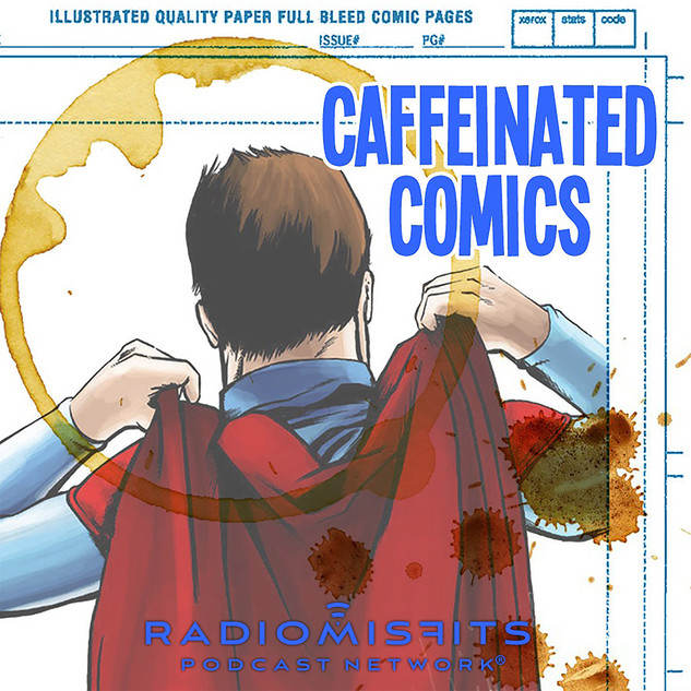 Caffeinated Comics