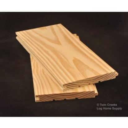 SYP Treated Flooring