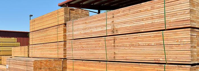 Dimensional Lumber -  #2 & Better SPF