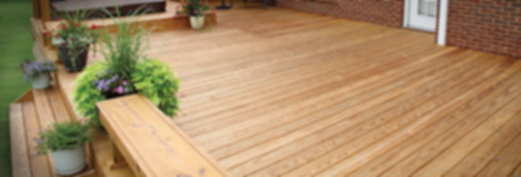 Hixson Premium Treated Deck Boards