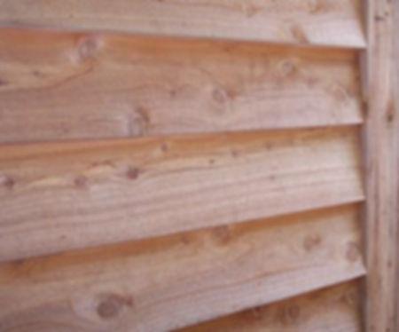 Bevel Cedar Siding