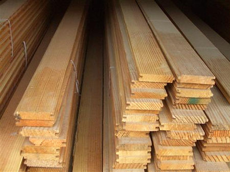 1X4 Vertical Grain Fir Flooring