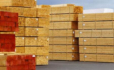 Dimensional Lumber #2 & Better Hi-Line S4S