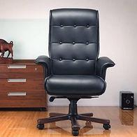 Перетяжка кожаного кресла