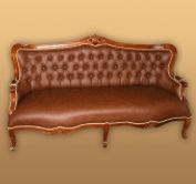 Реставрация старого дивана