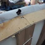 Ремонт деревянных и металлических каркасов