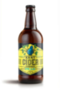 Sand Creative Kent Cider Company Pear