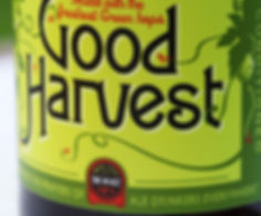 Sand Creative Goody Ales Good Harvest Close