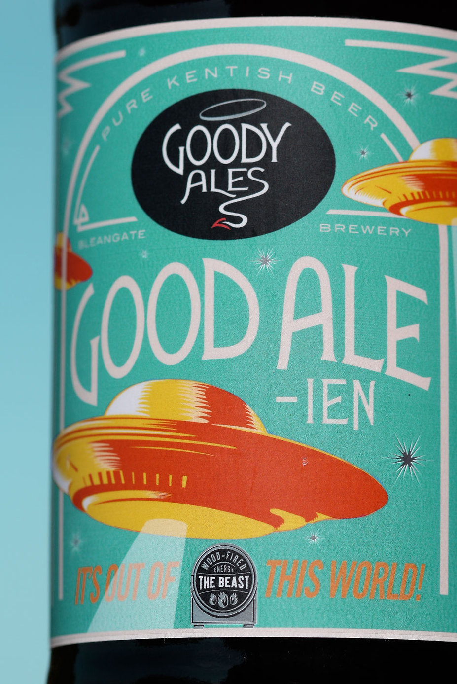 Sand Creative Goody Ales Good Ale-ien