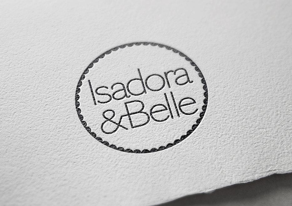 Sand Creative Isadora & Belle Logo