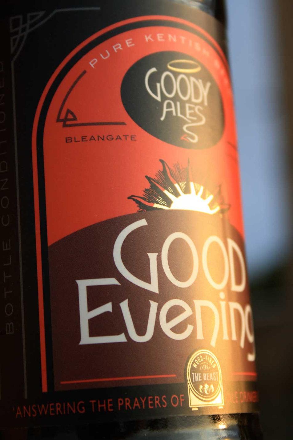 Sand Creative Goody Ales Good Evening