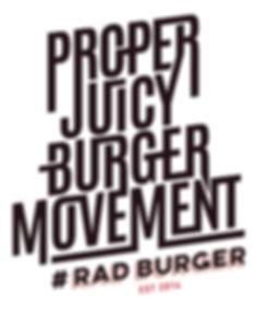Sand Creative Rad Burger Banner