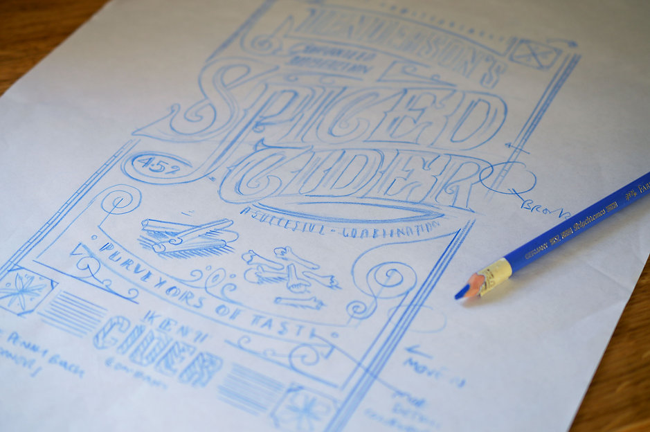 Sand Creative Henderson's Redesign