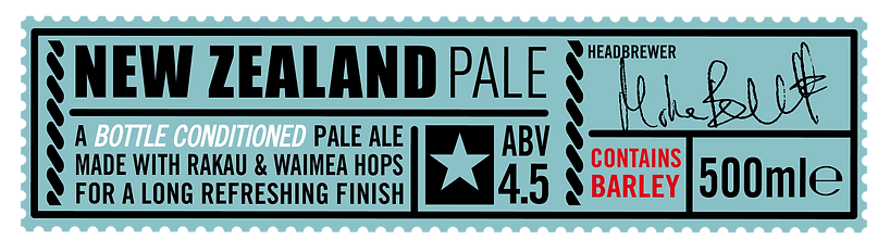 New Zealand pale