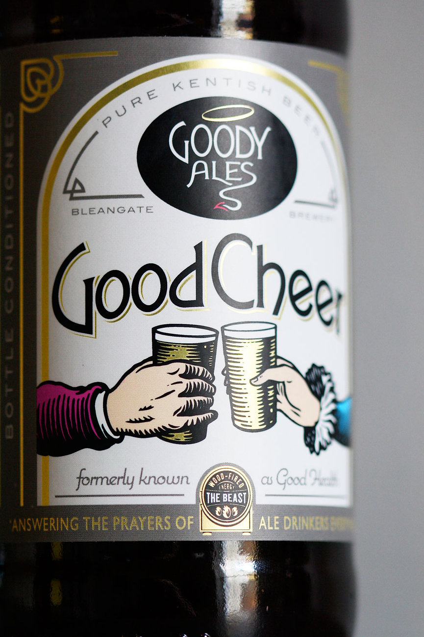 Sand Creative Goody Ales Good Cheer