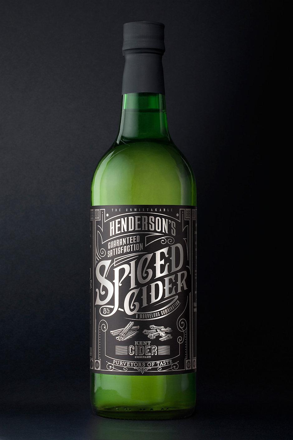 Sand Creative Henderson's Redesign Spiced Cider