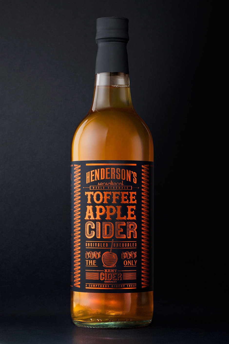 Sand Creative Henderson's Redesign Toffee Apple cider