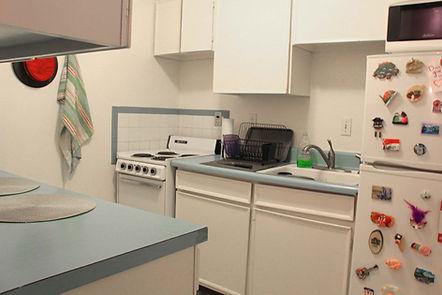 Studio Apartment, kitchen