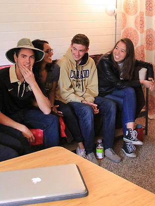 Studio Apartment, students
