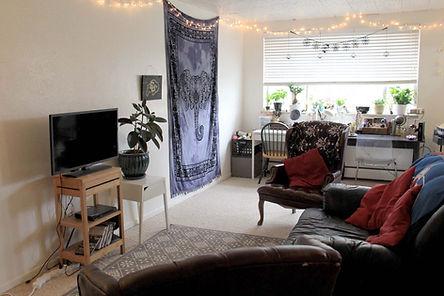 2-Bedroom Living Area view