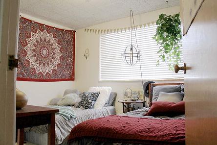 2-Bedroom, first bedroom