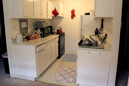 2-Bedroom, Kitchen
