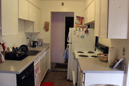 1-Bedroom, kitchen