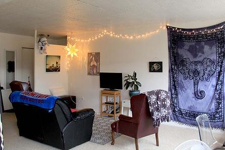 2-Bedroom Living Area