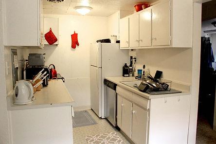 2-Bedroom, Kitchen view