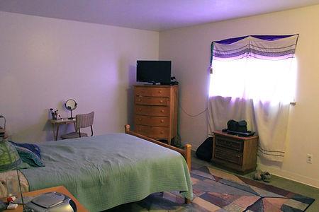 1-Bedroom, bedroom