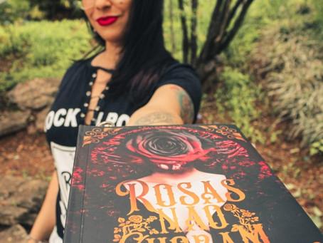As rosas poéticas de Kellem Reis