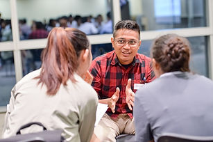 (CAREER) Mentoring session with youths.JPG