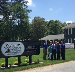 Delmarva Roofing Office