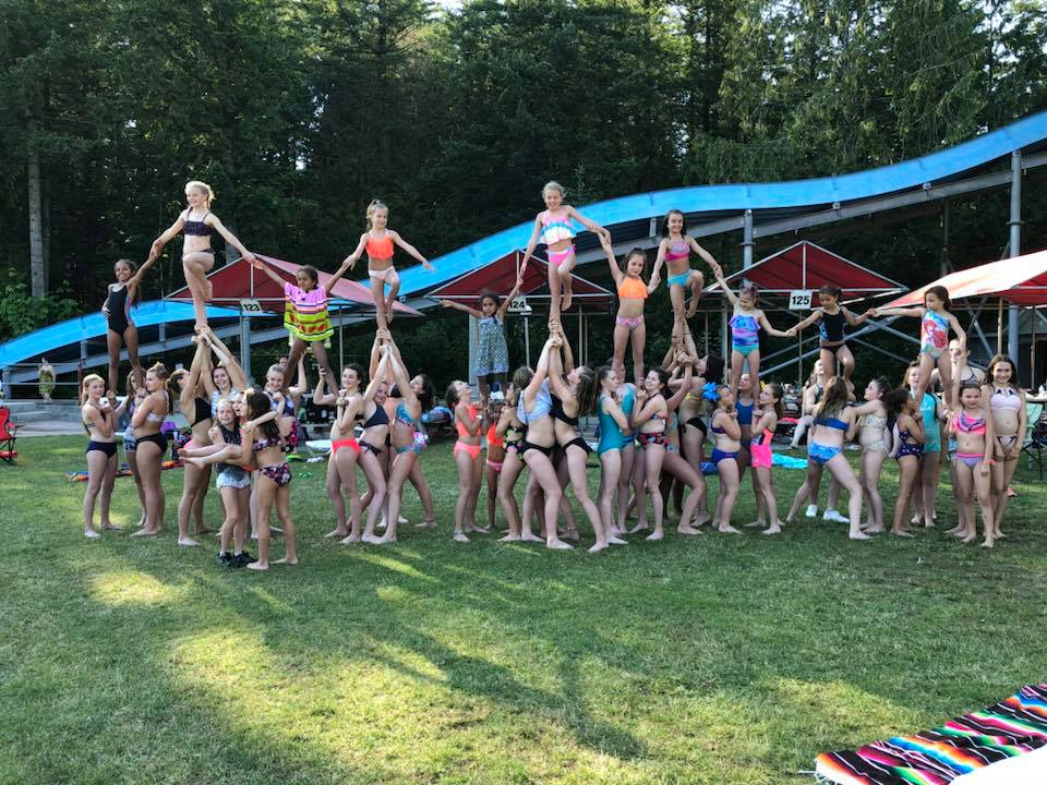 Club Pyramid at Cultus