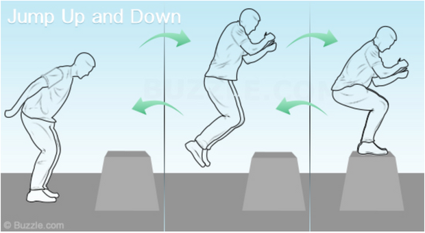Jump Up & Down