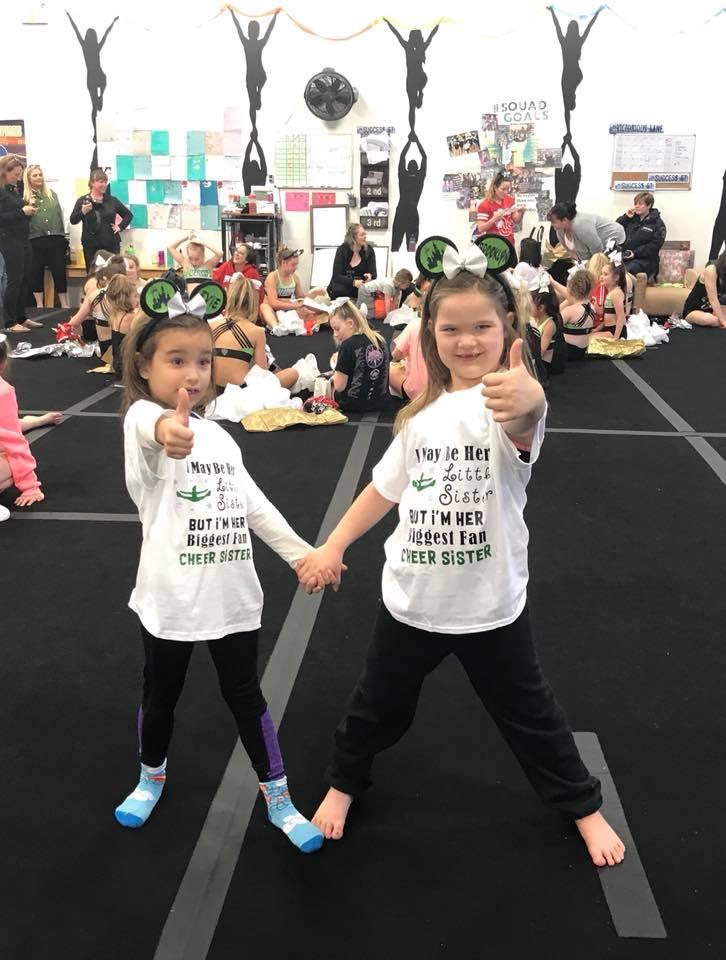 Summit send off sisters