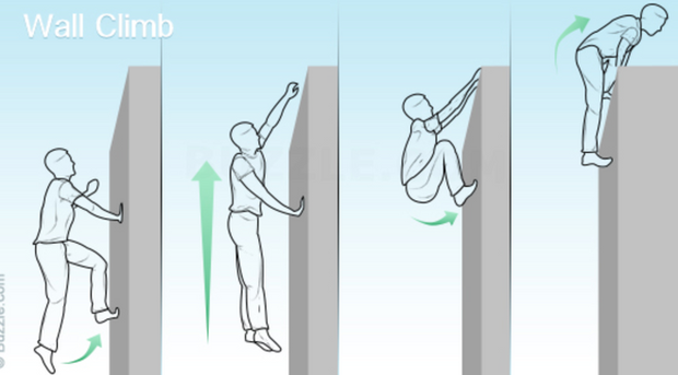 Wall Climb