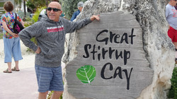 Robin - Great Stirrup Cay