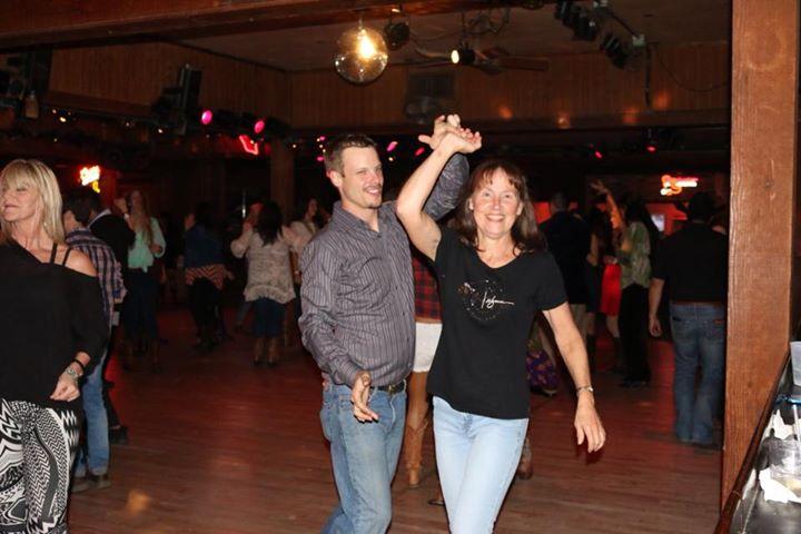 Pre-cruise Dancing