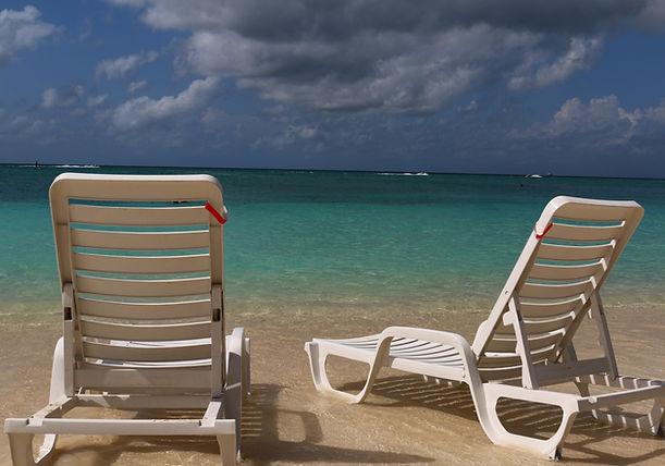 Relax On Sunny Caribbean Beaches
