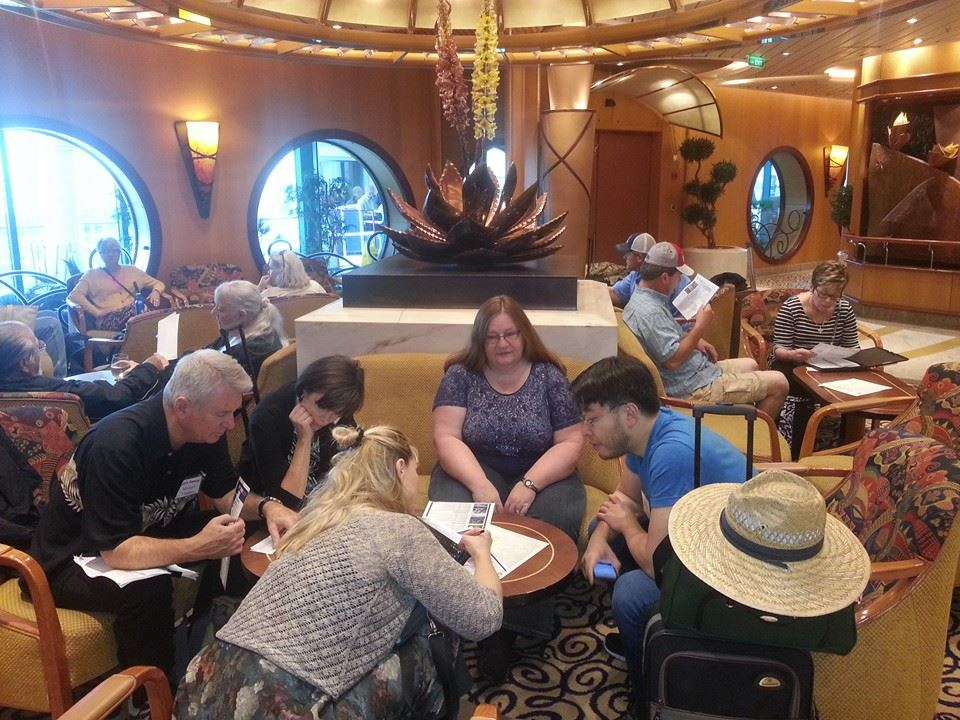 Group Games On Board