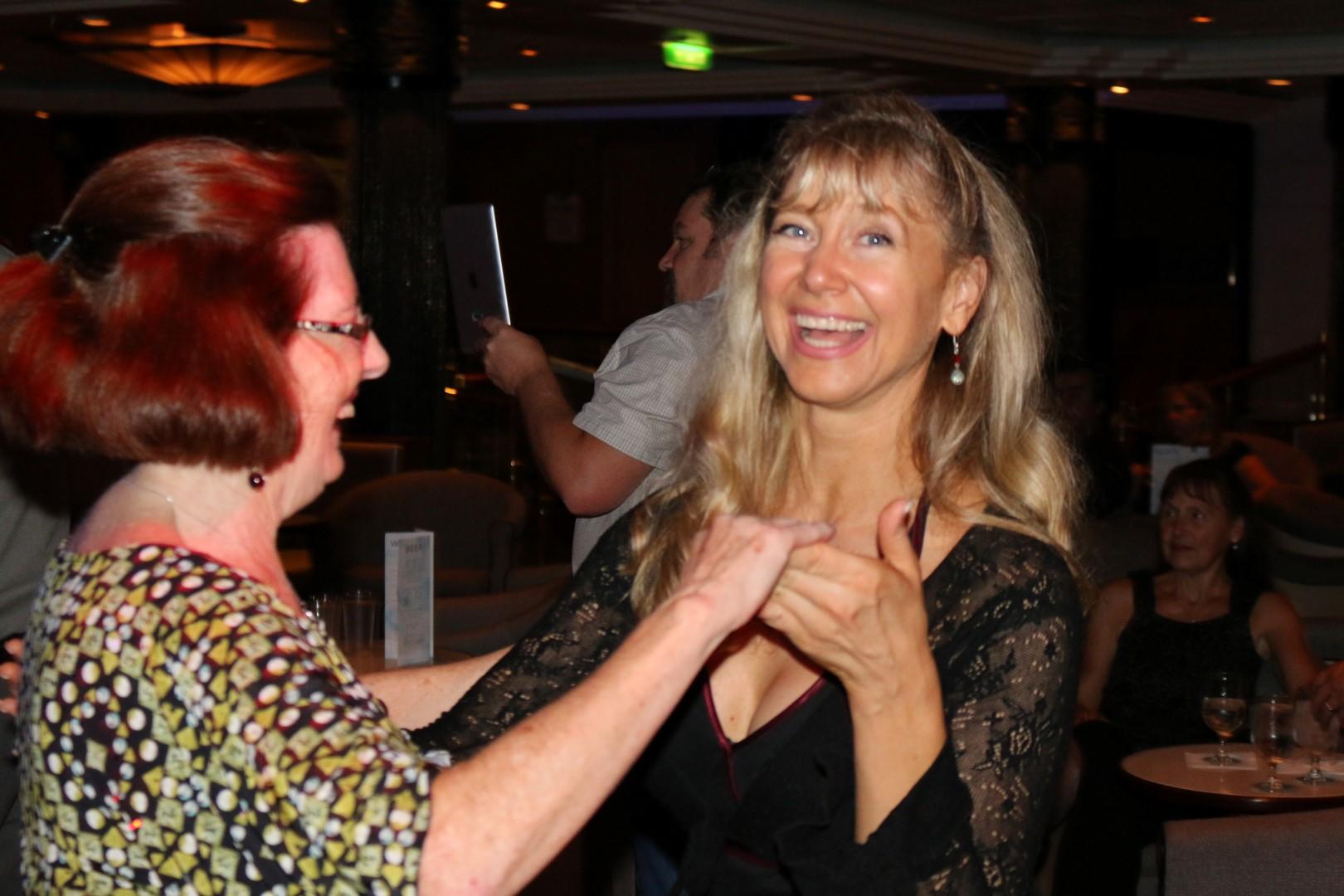 Social Dancing Fun!