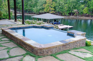 Pool Build Overflow, Lake